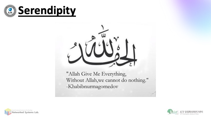 Allah give me everything, without Allah, we can do nothing - Khabib Nurmagomedov (29-0 MMA Fightrer - Greatest of All Time)