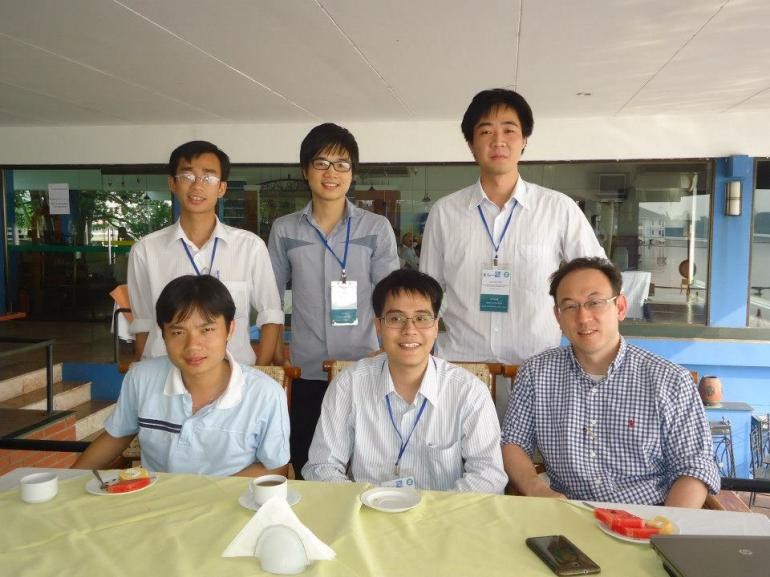 IEEE ATC/REV2012 in Vietnam