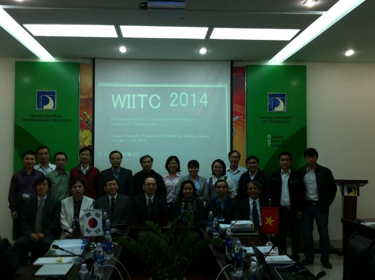 WIITC2014, Danang University of Science and Tech., Vietnam, 11-12 Feb. 2014.