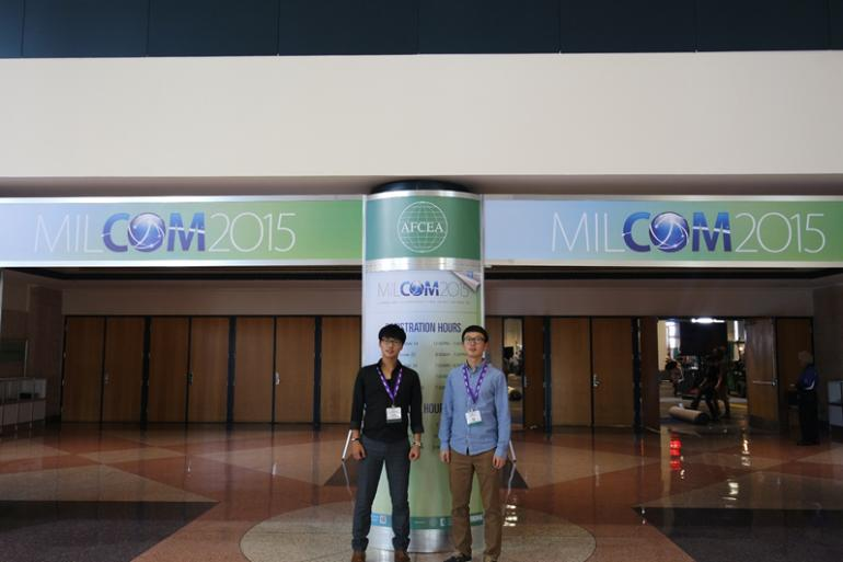 MILCOM 2015, Tampa, USA, 26-28. Oct. 2015
