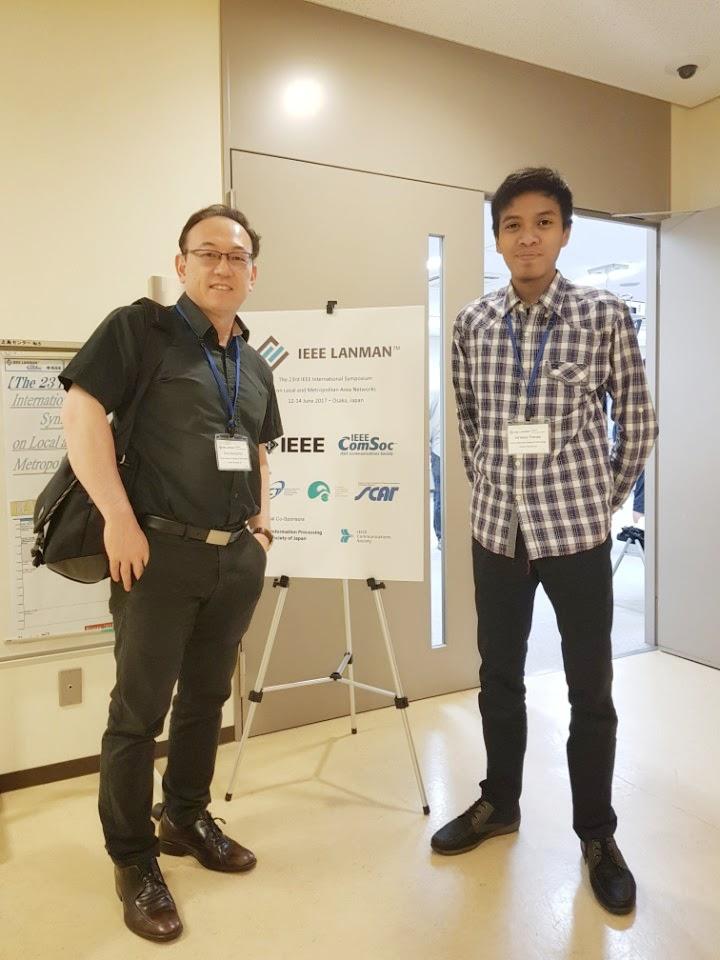 IEEE LANMAN 2017, Osaka, 12-14 June 2017