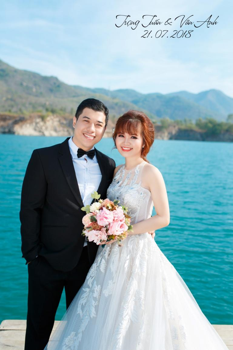 Trong Tuan and Van Anh: NSL Alumnus sweet marriage