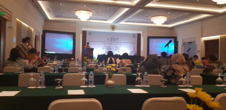 ICESTI 2019 Bali, Indonesia: 4th International Conference on Electrical Systems, Technology, and Inf