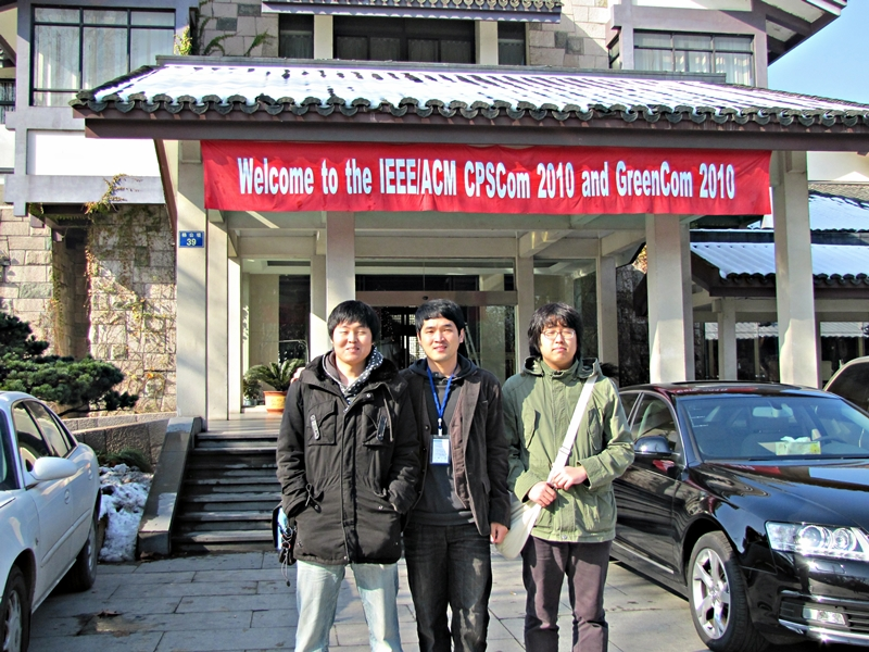 IEEE/ACM GreenCom at Hangjou, China