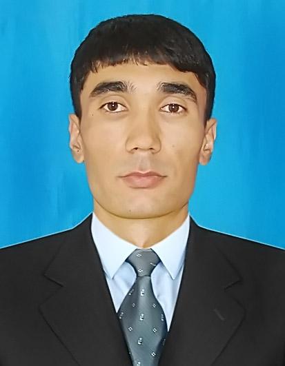 Sardor Hojiev Qurbonboyevich